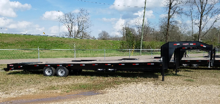 Port City Gooseneck Trailer
