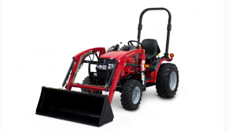 Mahindra Max 26XL Tractor with Loader
