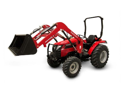 Mahindra 2538 HST Tractor with Loader