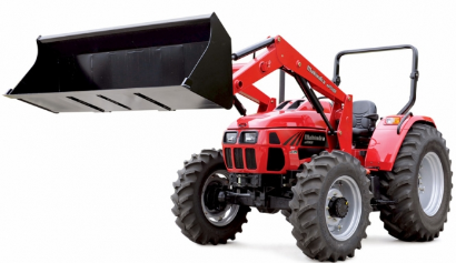 Mahindra mPower 75 Tractor with Loader