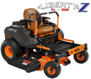 SCAG Liberty Z at Dixie Tractor