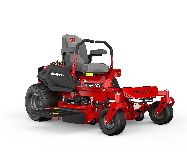 Gracely ZTXL Zero Turn Lawn Mower at Dixie Tractor