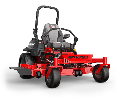 Gravely Pro-Turn 40 zero turn Lawn Mower at Dixie Tractor
