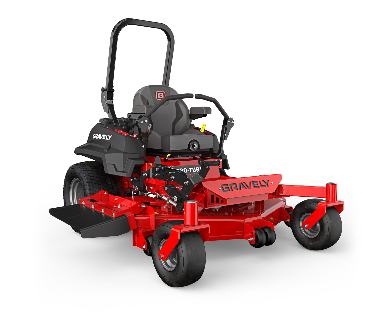 Gravely Pro-Turn Mach One Zero Turn Lanw Mower at Dixie Tractor