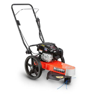 DR Power Premier Trimmer Mower Electric Start 6.75 FPT at Dixie Tractor