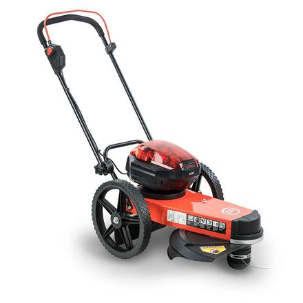 DR Power Electric Trimmer Mower Pulse 62V at Dixie Tractor